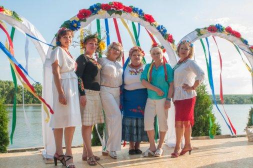 Супер-пупер-бабушек выбирали в Кировограде