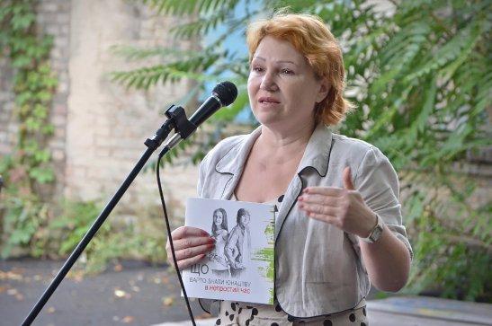 Людмила Дорохіна, автор фото - Олена Карпенко