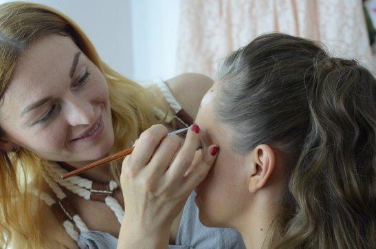 Наталья Горбачева и Мария Климовицкая, автор фото - Жанна Сичкарь