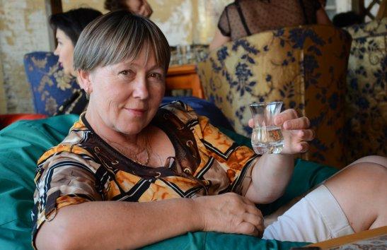 Людмила Талашкевич, фото - Жанна Сичкарь