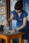 Нина Бурдейная, фото - Жанна Сичкарь