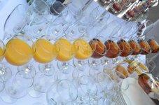 """Кейтеринг от ресторана """"Стейкхауз"""", фото - Жанна Сичкарь"""