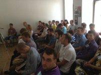 Участники встречи дизайнеров в Кировограде