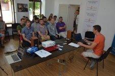 Участники встречи дизайнеров в Кировограде, фото - Елена Карпенко