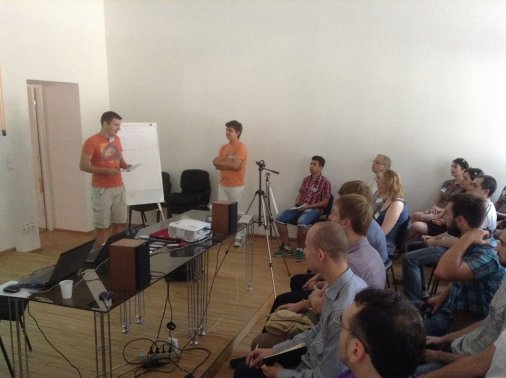 Кировоградские дизайнеры встретились в первый, но не в последний раз