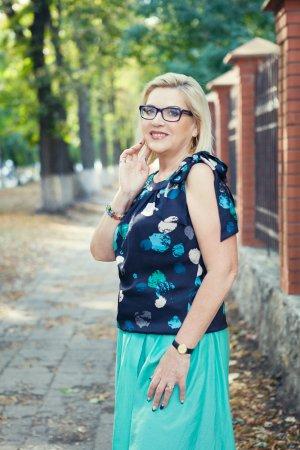 Ольга Писаковская, фото - Глафира Ковалева