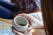 """Чай Лапачо - в кофейне """"Марракеш"""", фото - Жанна Сичкарь"""