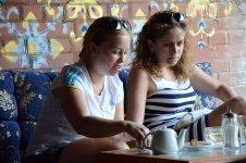 """Дегустация чая в кофейне """"Марракеш"""", фото - Жанна Сичкарь"""