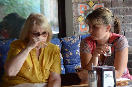 Чай из коры тропического дерева пробовали в Кировограде