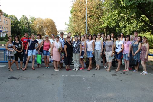 В Кіровограді відбулася перша Літня школа для бібліотекарів