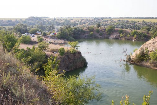 Целебное серебряное озеро