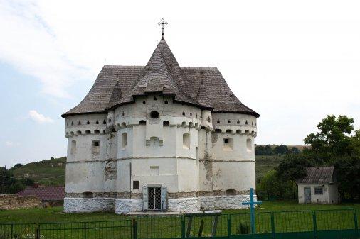 Сутковецкое чудо – оборонная церковь