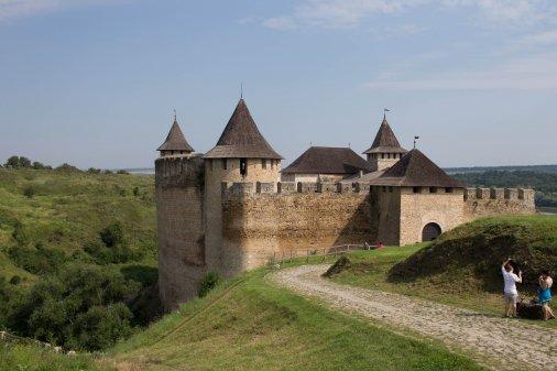 Хотинская крепость – одинокая кинозвезда