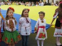 """Хода у вишиванках у Кіровограді, фото - """"Акула-Медіа"""":"""