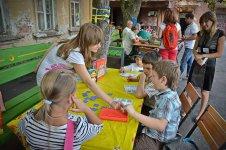 """Фестиваль """"Вільний стіл"""", автор фото - Олена Карпенко"""
