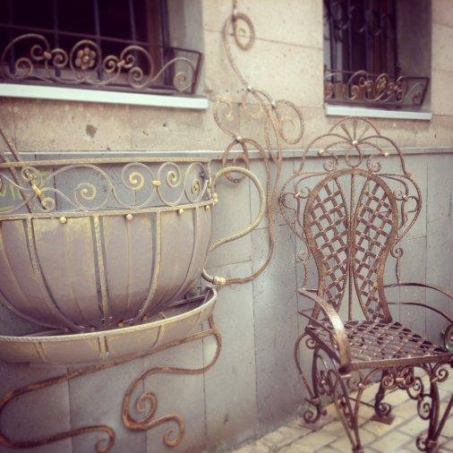 Нова принада Кіровограда - Кавове крісло