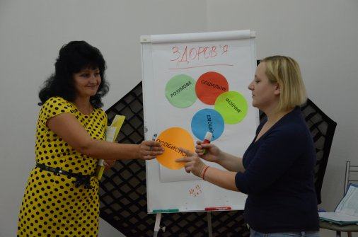 «Школа здоров'я» почала діяти на Кіровоградщині
