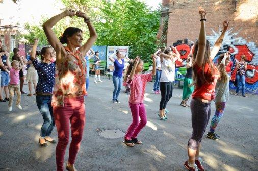Фестиваль Йоги у Кіровограді: Перший млинець вийшов дуже смачним!