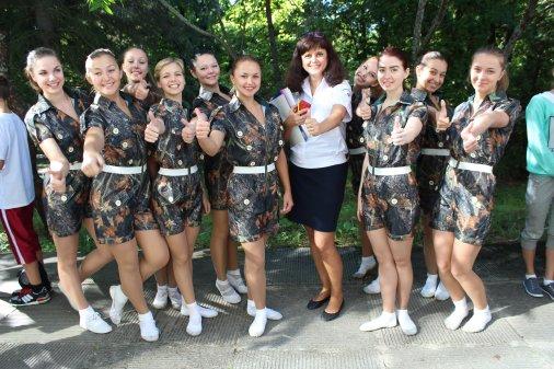 Кіровоградська команда юних інспекторів руху «Драйв» серед лідерів всеукраїнських фінальних змагань ЮІР!