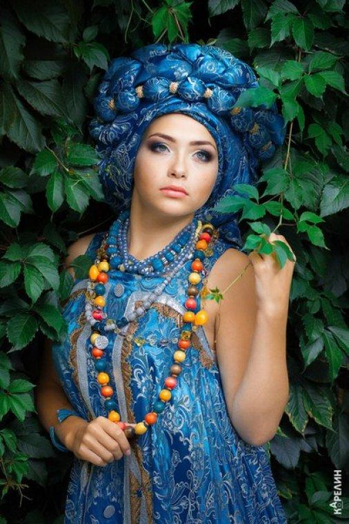 Восточная девушка – идеал тайны и красоты