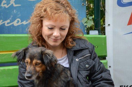 Світлана і її Бонік