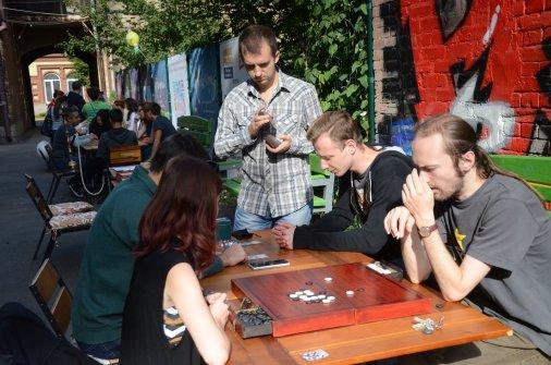 """Фестиваль настільних ігор """"Вільний стіл"""": Всі перемогли!"""