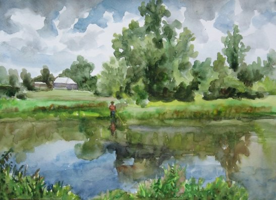 Під кінець дощового травня, автор - Юрій Ботнар