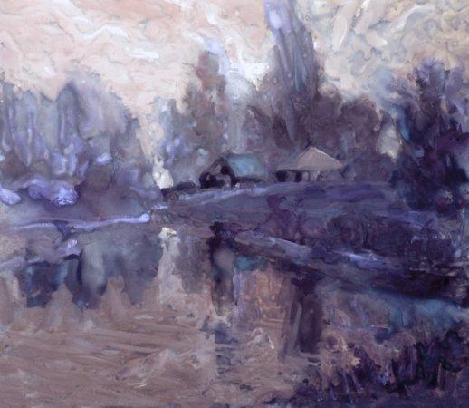 Вересневий світанок, автор - Юрій Ботнар