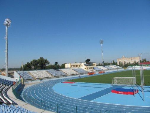 «Зірка» - кращий легкоатлетичний стадіон України