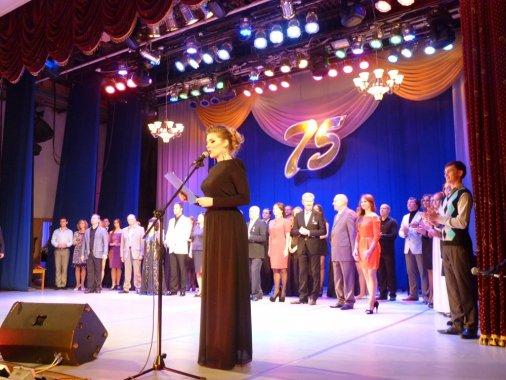 В обласній філармонії розпочався новий ювілейний 75 - й концертний сезон