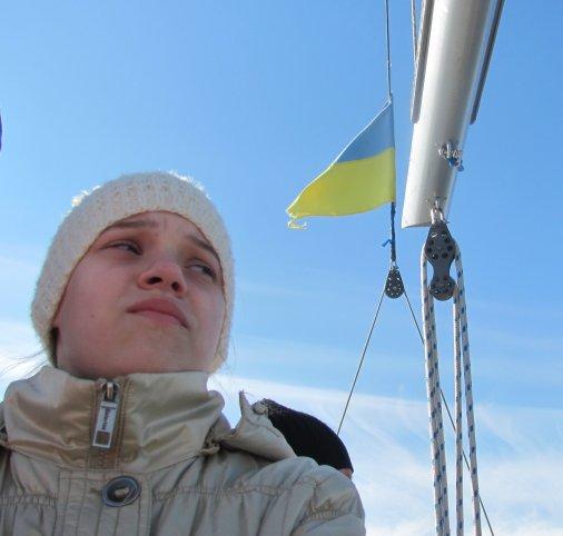 Під вітрилами за рідну Україну