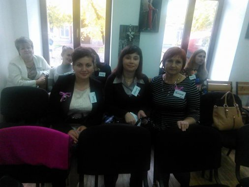 Клубная встреча Avon прошла в Кировограде