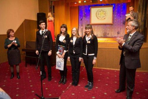 У Кіровограді відзначили кращих юних географів України