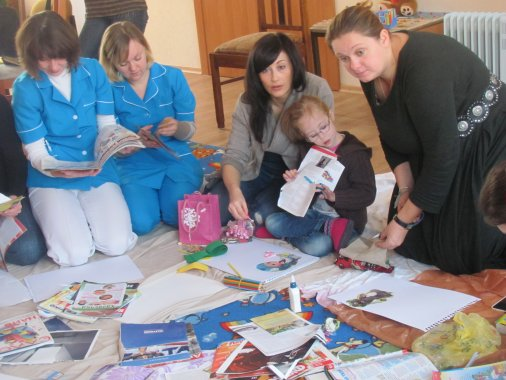 Олена Скрипко: «У щасливої мами щаслива дитина!»