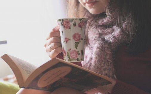 Чай та книга – відпочинемо?!