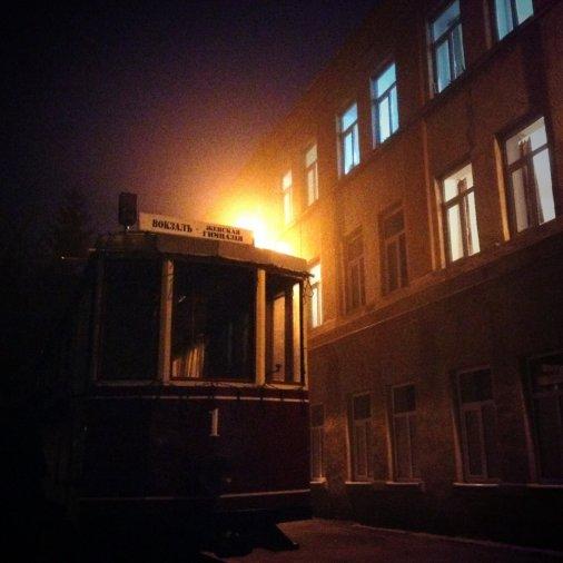 Музей трамваю: Від Кіровограда до Вінниці