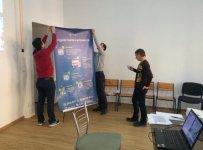 Подготовка к мероприятию Kirovohrad mobile meetup