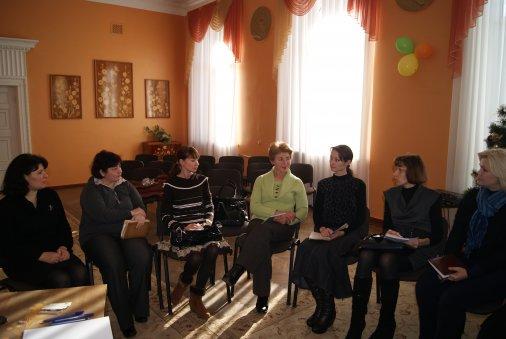 Городской Родительский Клуб будет работать в Кировограде
