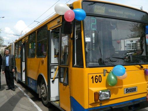 Нові тролейбуси для Кіровограда шукатимуть за кордоном