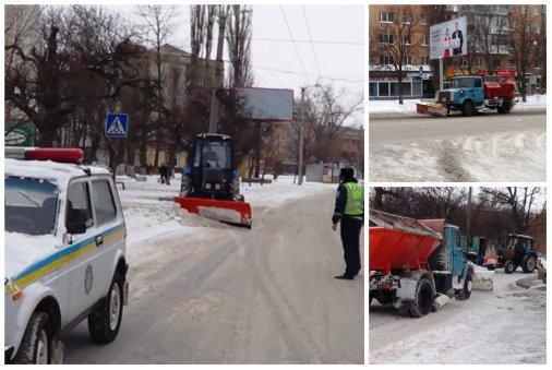 ДАІ Кіровоградщини: Готові надати допомогу у складній ситуації!