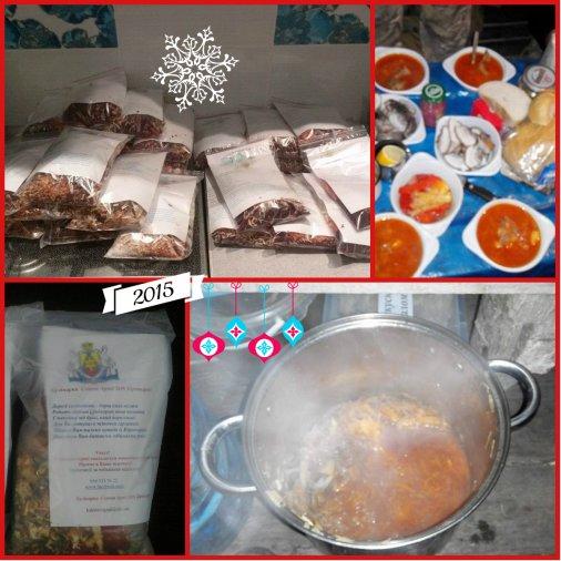 Кулінарна сотня Кіровограда: Долучайтеся до допомоги армії!