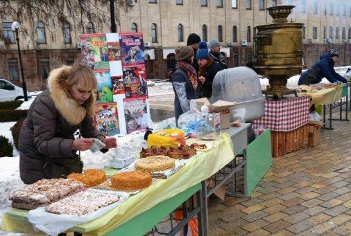 Як ярмаркувала кіровоградська «Самооборона»