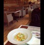 Фото ланч-кафе из социальной сети Foursquare