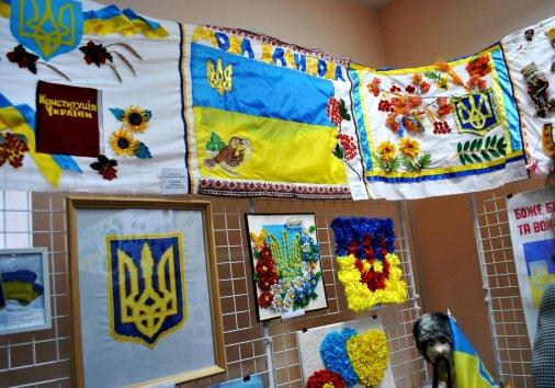 Виставка «Я – патріот» відкрилась у Кіровограді