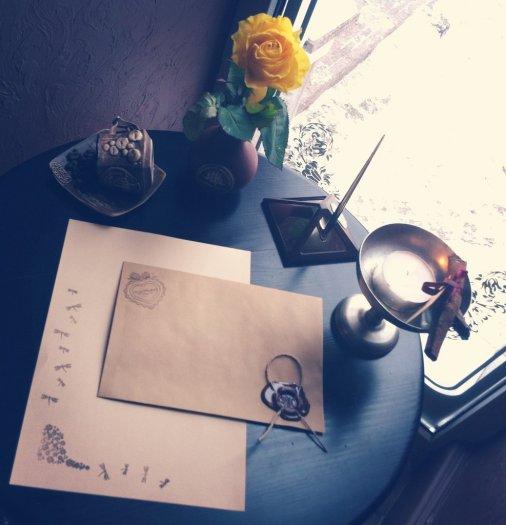 Солодка пошта кохання