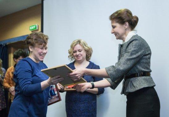 Вікторія Талашкевич, Анна Гулевська та Марина Порошенко