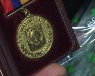"""Медаль """"За жертовність та любов до України"""""""