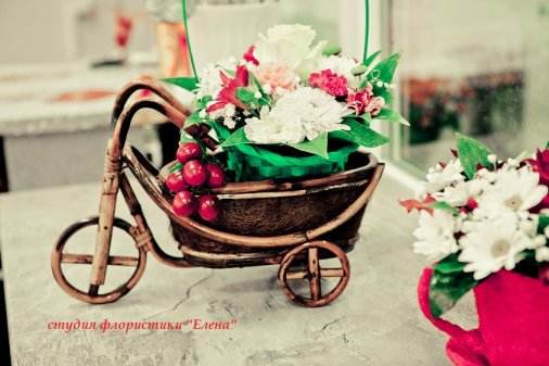 Цветы - лучший знак внимания!