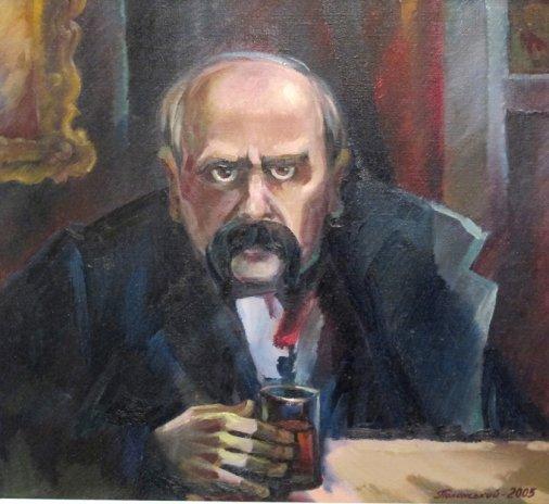 Цікава експозиція до річниці від дня народження Шевченка