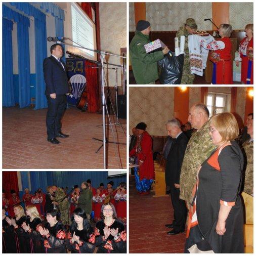 Шефський концерт: Артисти із Новомиргороду привітали військових!